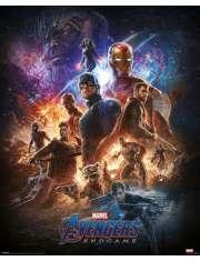 Marvel Avengers Endgame - plakat
