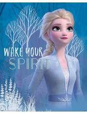 Kraina Lodu 2 Frozen Elza - plakat