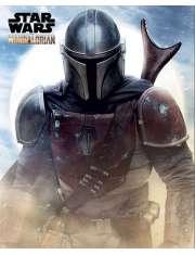 Star Wars The Mandalorian - plakat