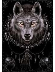 Marzenia Wilków - Spiral - plakat