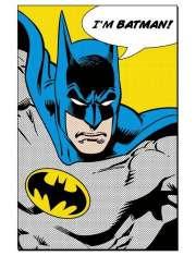 Batman I'M Batman - plakat