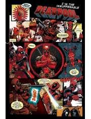 Marvel Deadpool Kolaż - plakat