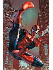 SpiderMan Skok - plakat
