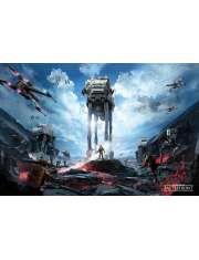 Gwiezdne Wojny Star Wars Battlefront (War Zone) - plakat