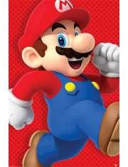 Super Mario Nintendo - plakat