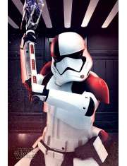 Star Wars Gwiezdne Wojny Ostatni Jedi Executioner Trooper - plakat