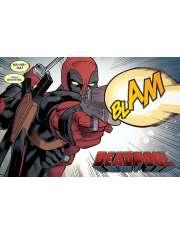 Deadpool Blam - plakat