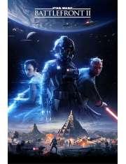 Gwiezdne Wojny Star Wars Battlefront 2 - plakat