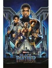 Czarna Pantera Black Panther (One Sheet) - plakat