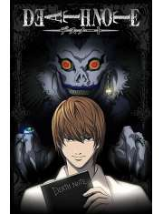 Death Note From The Shadows - plakat