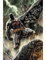 Batman Bloodshed - plakat