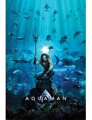 Aquaman Teaser - plakat