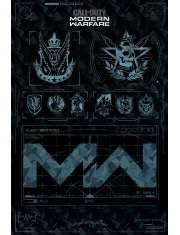 Call of Duty Modern Warfare Frakcje - plakat