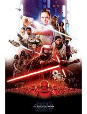 Star Wars Gwiezdne Wojny Skywalker Odrodzenie - plakat