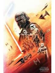 Star Wars Gwiezdne Wojny Skywalker Odrodzenie Kylo Ren - plakat