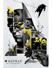 Batman 80-ta rocznica - plakat