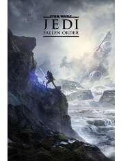 Gwiezdne Wojny Star Wars Jedi Fallen Order - plakat