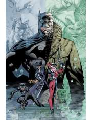 Batman Hush - plakat
