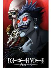 Death Note Shinigami - plakat