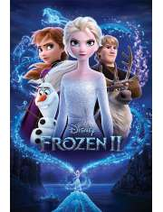 Kraina Lodu 2 Frozen Magia - plakat