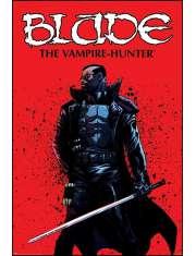 Marvel Blade Łowca Wampirów - plakat