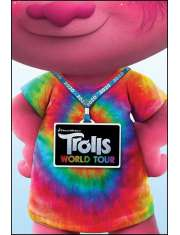 Trolle World Tour - plakat