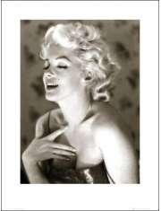 Marilyn Monroe Glow - plakat premium