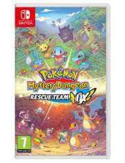 Pokemon Mystery Dungeon: Rescue Team DX NDSW-48200