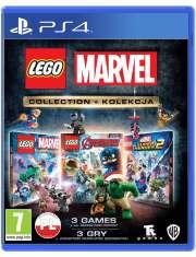 Lego Marvel Kolekcja PS4-48225