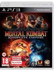 Mortal Kombat Kompletna Edycja PS3-24986