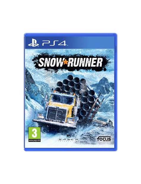 SnowRunner PS4-48395