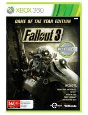 Fallout 3 GOTY Xbox360 Classisc-7195