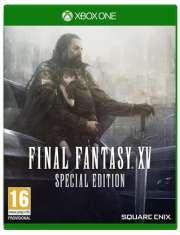 Final Fantasy XV Edycja Specjalna Steelbook Xone-48528