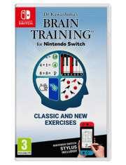 Dr Kawashima's Brain Training NDSW-48760