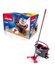 Vileda Mop Turbo Obrotowy Easy Wring and Clean-48743