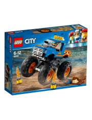 Klocki Lego City 60180 Monster Truck-43491