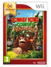 Donkey Kong Country Returns Wii Selects-48851