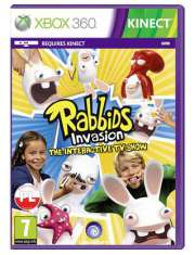 Rabbids Invasion Interaktywny Program Xbox360-37850