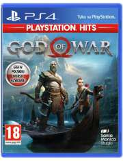 God of War Playstation Hits PS4-44472