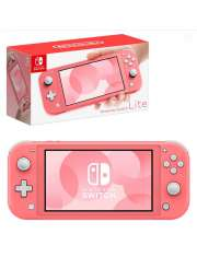Nintendo Switch Lite Coral-48941