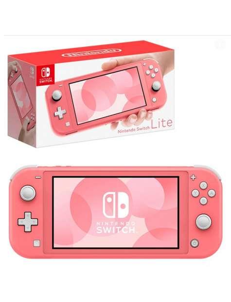 Nintendo Switch Lite Coral-48942