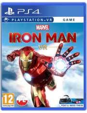 Marvel's Iron Man VR PS4-48947