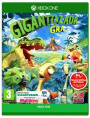 Gigantozaur Gra Xbox One-48969