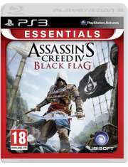 Assassin's Creed IV Black Flag Essentials PS3-21354