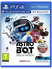 Astro Bot Rescue Mission VR PL PS4-48783