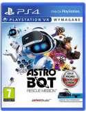 Astro Bot Rescue Mission VR PL PS4