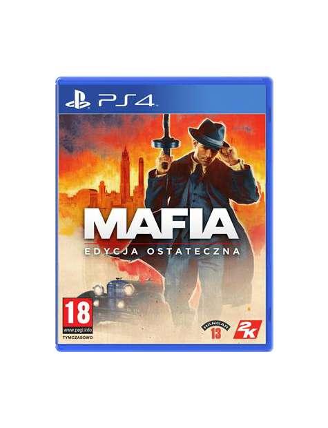 Mafia Edycja Ostateczna PS4-49244