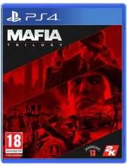 Mafia Trylogia PS4-49254