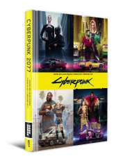Cyberpunk 2077. Jedyna oficjalna książka o świecie-49358