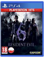 Resident Evil 6 PS4 Playstation Hits-49503